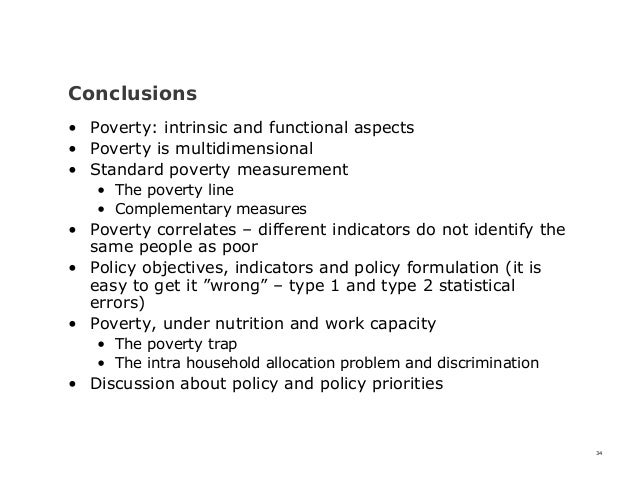 poverty measurement essay 29 the concept and measurement of poverty two the concept and measurement of poverty david gordon introduction poverty is a widely used and meaningful concept in all countries in.