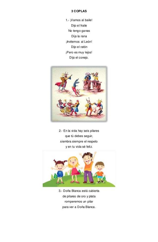 3 coplas 5 chistes 5 adivinanzas - Colmos infantiles ...