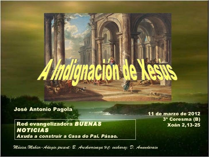 José Antonio Pagola                                                                    11 de marzo de 2012                ...