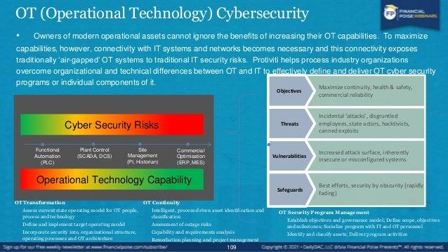 Energy Sector Cybersecurity Regulators • The Energy Policy Act of 2005 (Energy Policy Act) gave the Federal Energy Regulat...