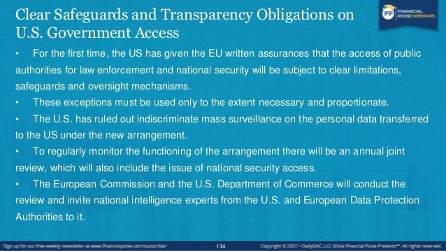 Effective Protection of EU Citizens' Rights with Several Redress Possibilities • Any citizen who considers that their data...