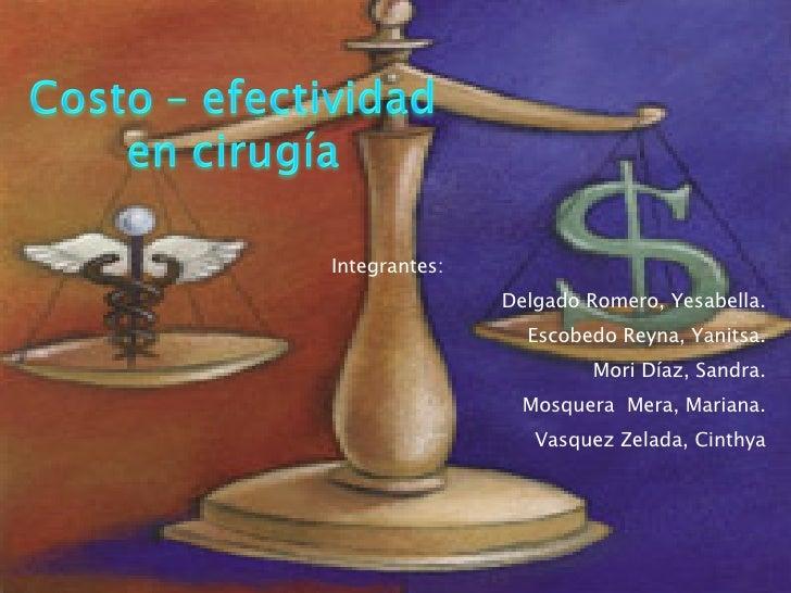 Integrantes:  Delgado Romero, Yesabella. Escobedo Reyna, Yanitsa. Mori Díaz, Sandra. Mosquera  Mera, Mariana. Vasquez Zela...