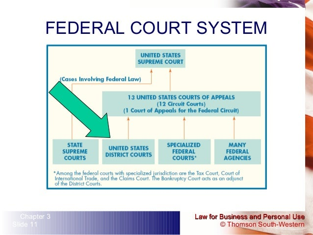 Court Systems