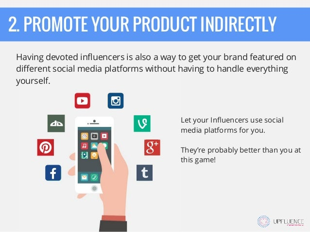 how to get influencers to promote your product