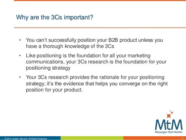 3 c of brand positioning ppt