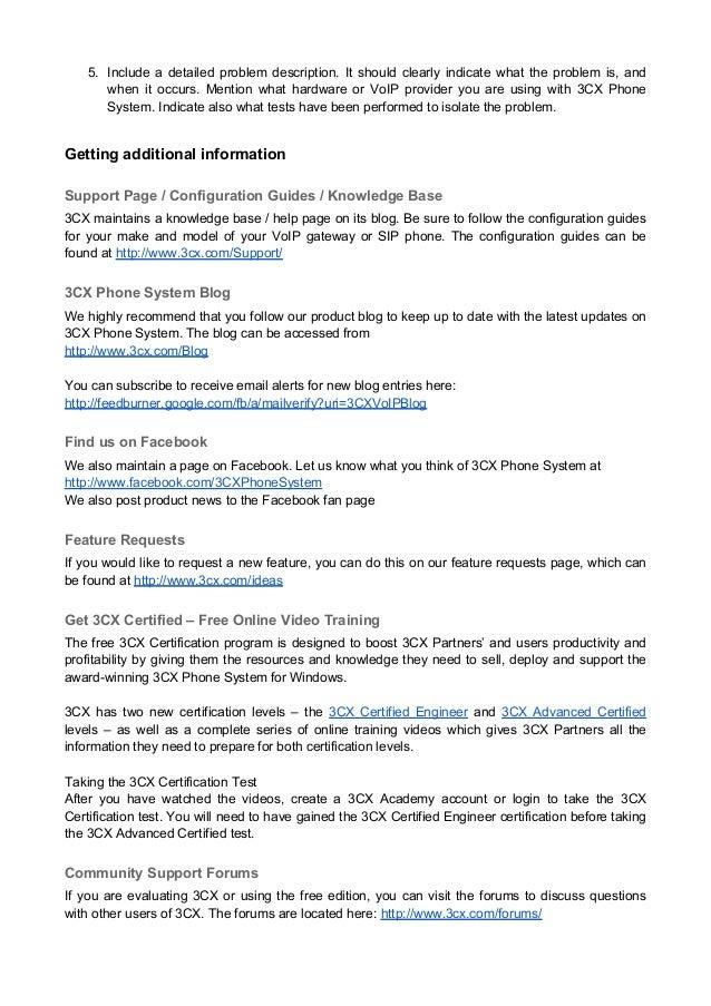 3CX Phone Admin Manual for Version 12