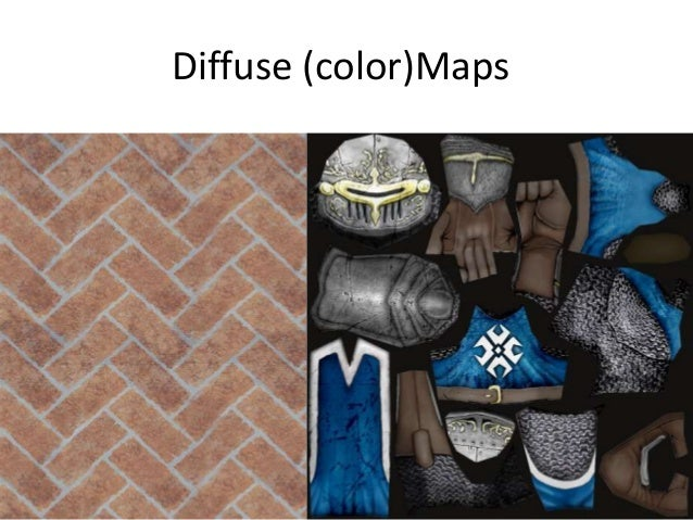 Diffuse (color)Maps