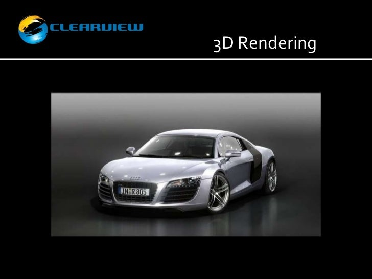 3d Rendering Modeling And Animation