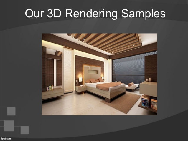 Our 3D Rendering Samples; 6.