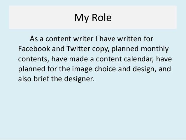 Portfolio contoh tulisan Slide 2
