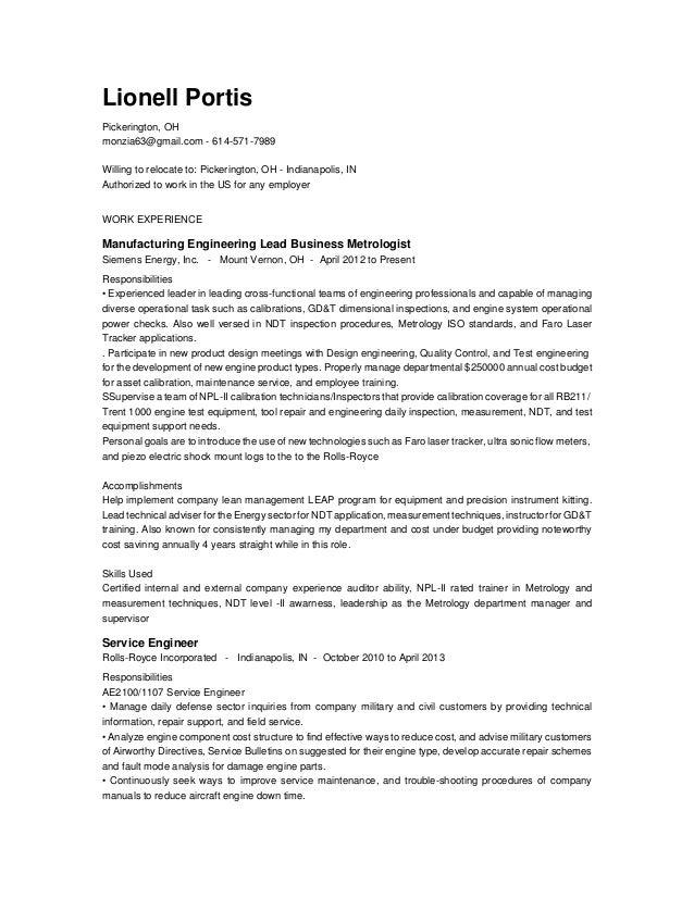 Lionell-Portis. resume update 10-2015