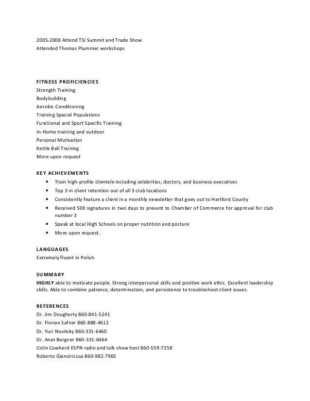 Radio Host Resume - Constes.com