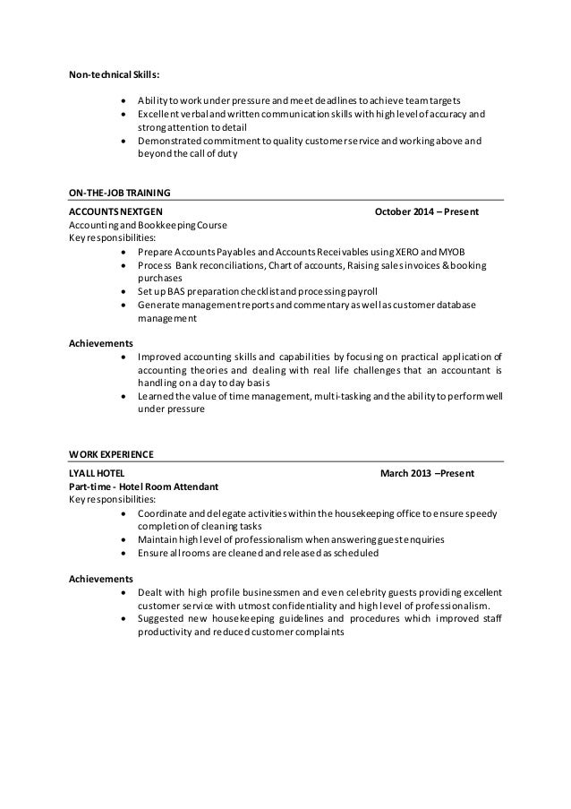 works well under pressure resume - Ibovjonathandedecker