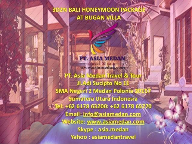 Pt Asia Villa Bali