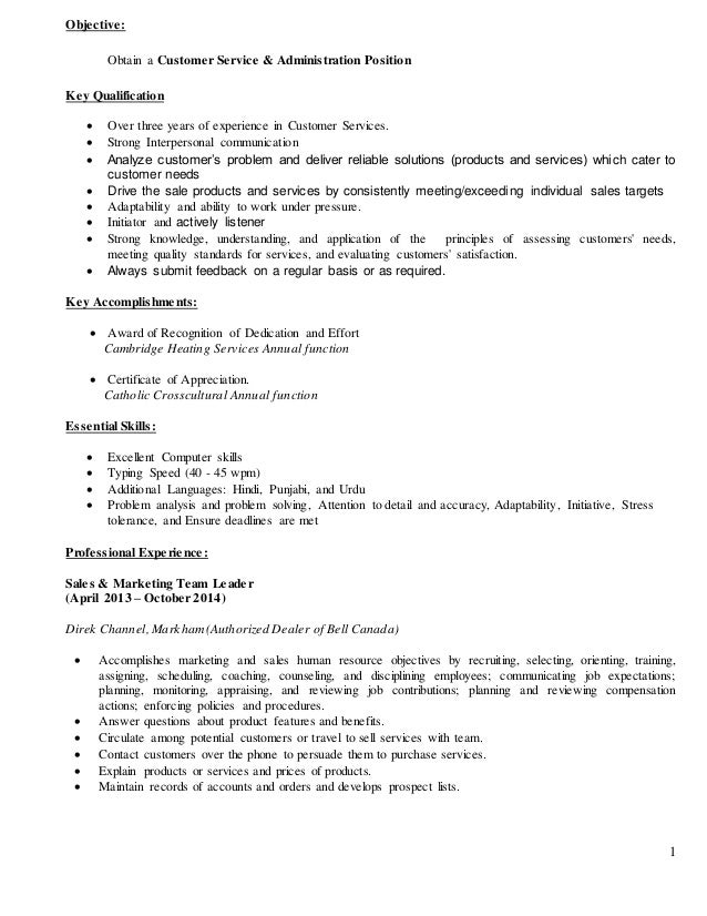 Resume From Linkedin