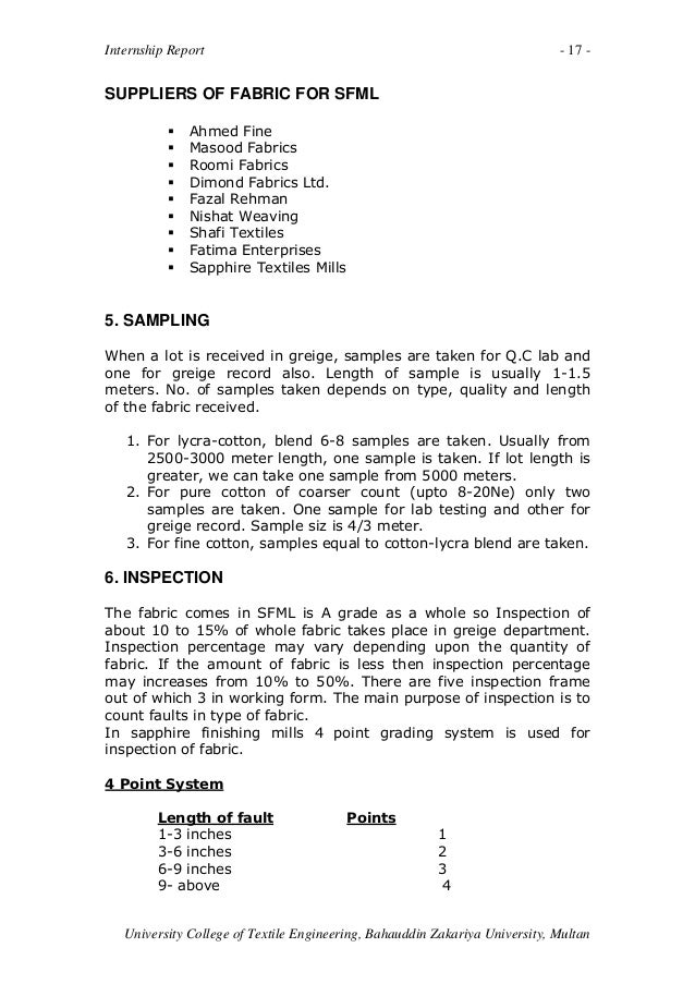 masood textile mill internship report hrm Masood textile afroz textile mills  the internship at sitara textile has added much to my knowledge in this report i have written introduction and history of .
