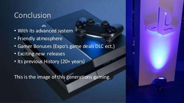 unit 1 presentation playstation 4