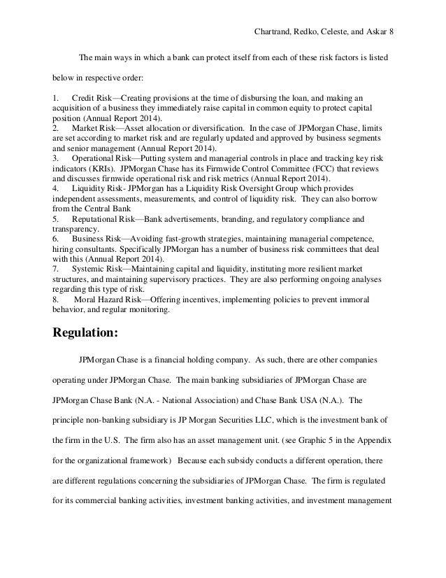jp morgan analysis brief Jp morgan chase & company (nyse:jpm) : stock quote, stock chart, quotes,  analysis, advice, financials and news for share jp morgan chase & company.