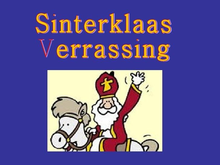 Sinterklaas Verrassing