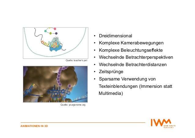 Animationen und 3D-Content – was ist bei der Gestaltung zu berücksichtigen? (Slides: Prof. Dr. Stephan Schwan und Dr. Martin Lachmair) Slide 2