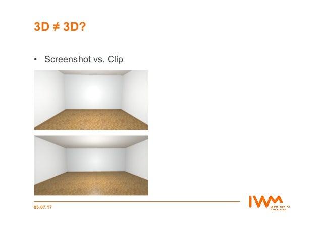 Animationen und 3D-Content – was ist bei der Gestaltung zu berücksichtigen? (Slides: Prof. Dr. Stephan Schwan und Dr. Martin Lachmair) Slide 3