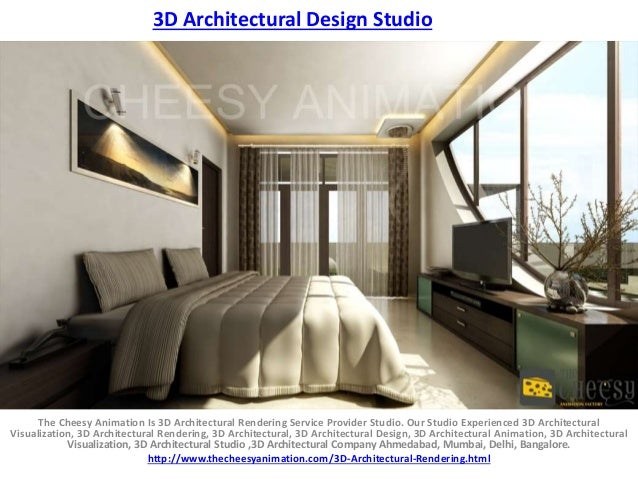 3D Architectural Design Studio The Cheesy Animation Is 3D Architectural Rendering Service Provider Studio. Our Studio Expe...