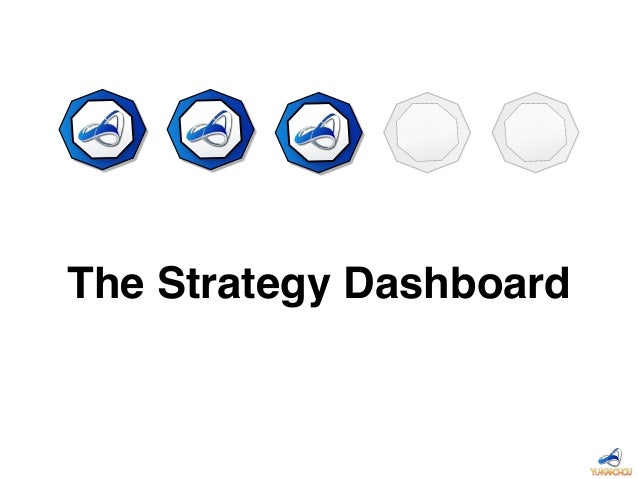 The Strategy Dashboard