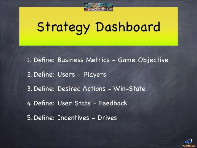 Octalysis: The Strategy Dashboard (Gamification) Slide 2