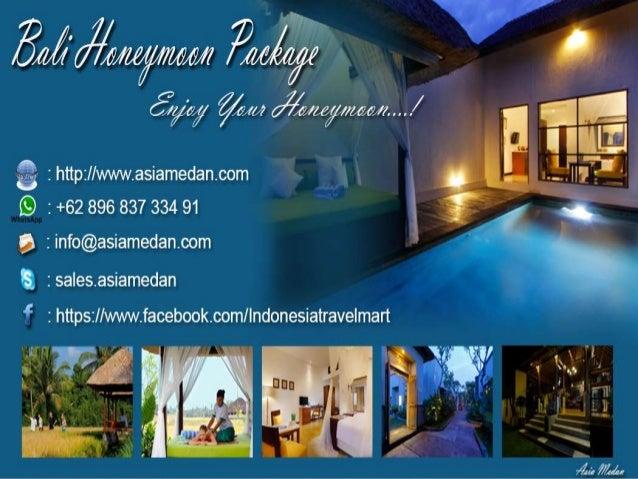 3 Days 2 Night Bali Honeymoon Tour Package At Alam Puisi Villa