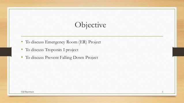 QI project Slide 2
