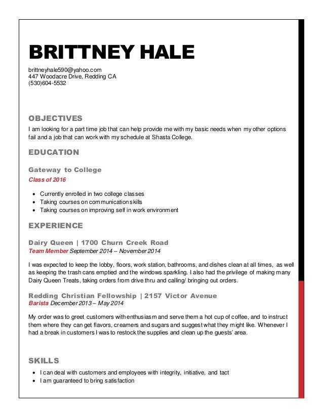 Bh Resume 2016