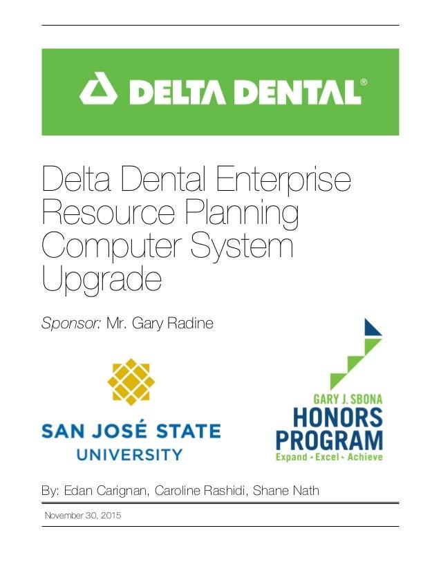 Delta Dental Presentation