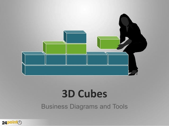3D Cubes With a font size of 14 pt, you can add up to 2 lines of text. Reduce font size as needed. Blue title 4 Blue title...