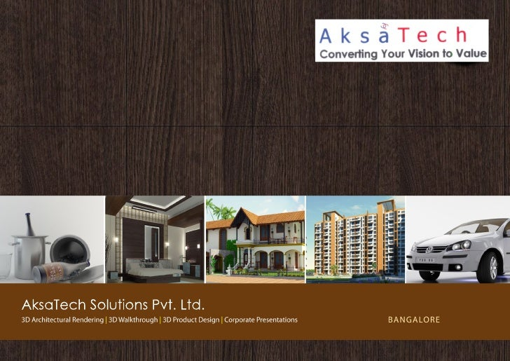 3 d design profile  [aksatech]
