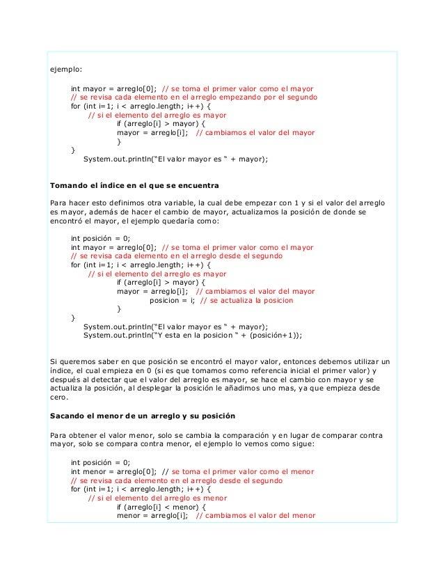 3 desarollo manejo datos capitulo 1 -02 operaciones con arreglos (3) Slide 2