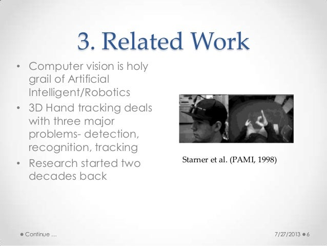 Seminar ON FINGER TRACKING IN REAL Time HUMAN COMPUTER INTERACTION
