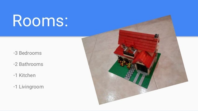 3d house model Slide 3