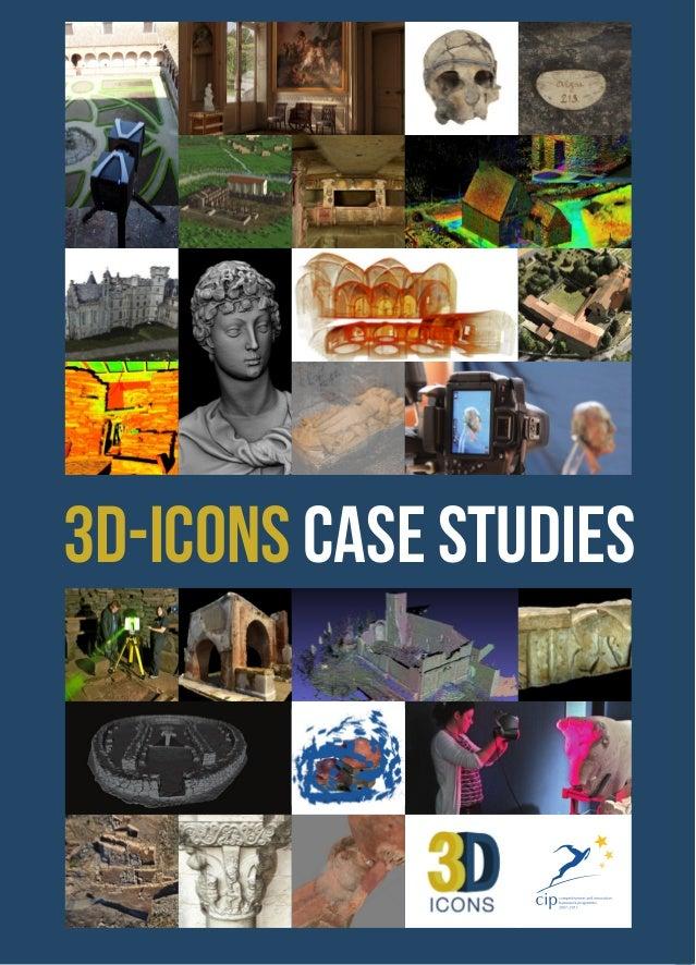 44 3D-ICONS CASE STUDIES