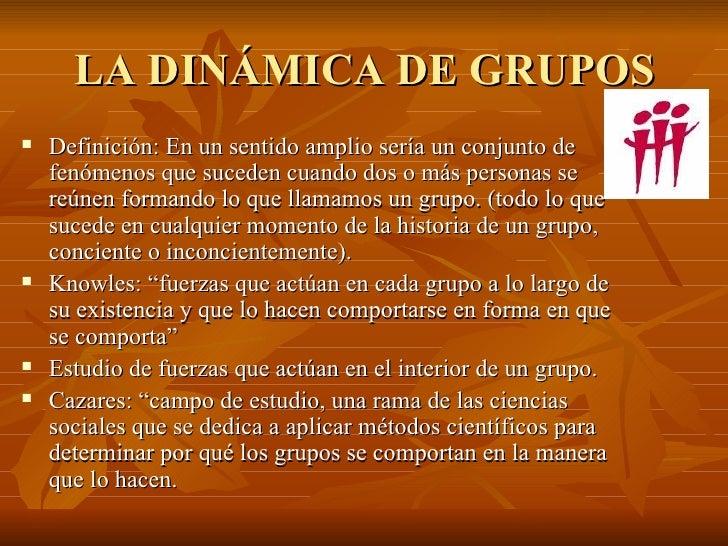 3 Dinamica De Grupos