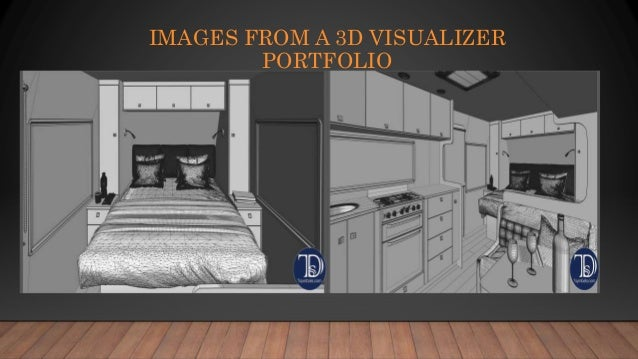 IMAGES FROM A 3D VISUALIZER PORTFOLIO