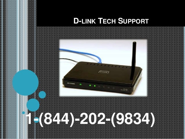 D-LINK TECH SUPPORT 1-(844)-202-(9834)