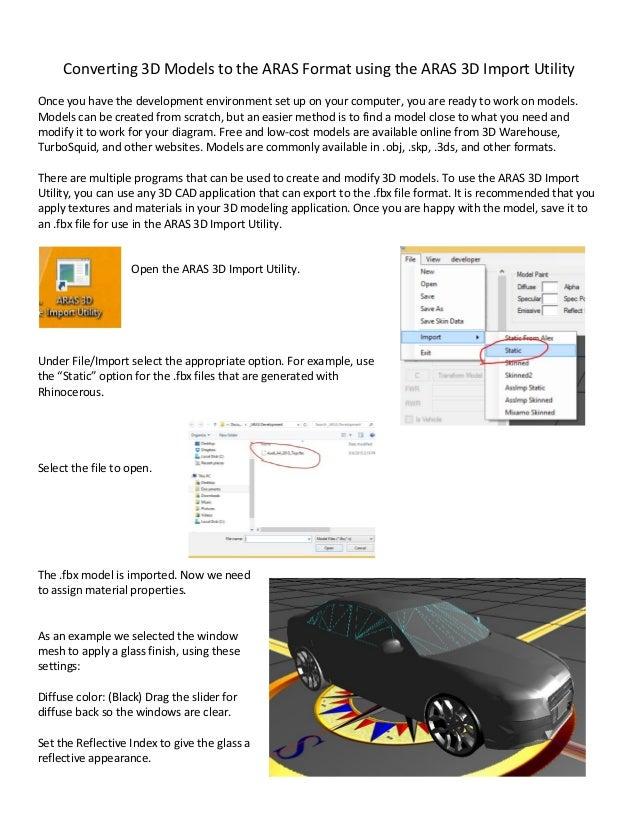 Create A 3d Model Online Free