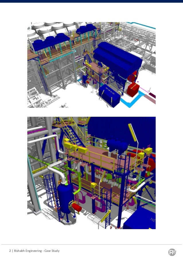 2 rishabh engineering case study - Autoplant 3d