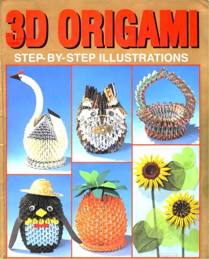 3 d origami