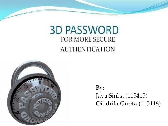 By: JayaSinha(115415) OindrilaGupta(115416)