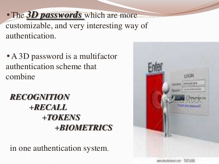 password research paper