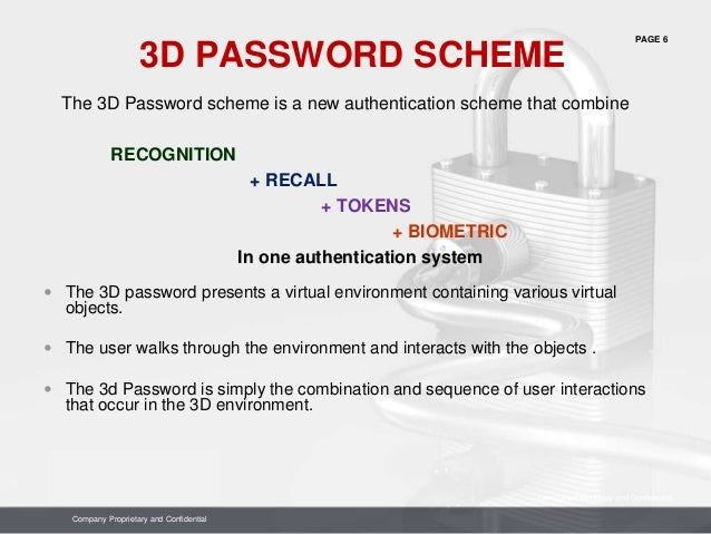 3d password 3d password full seminar reports, pdf seminar abstract, ppt, presentation, project  idea, latest technology details, ask latest information.