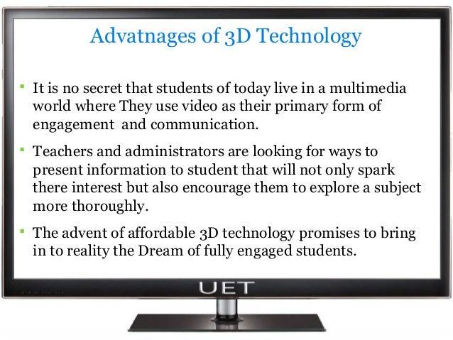 presentation on 3D Technology