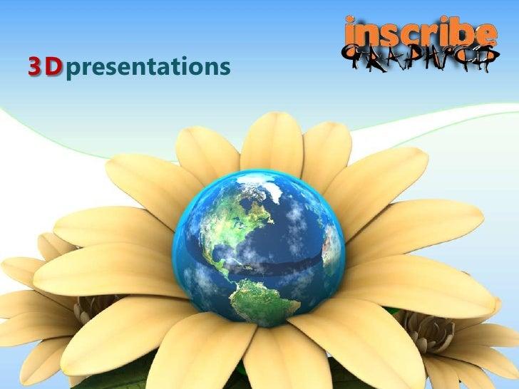 3Dpresentations