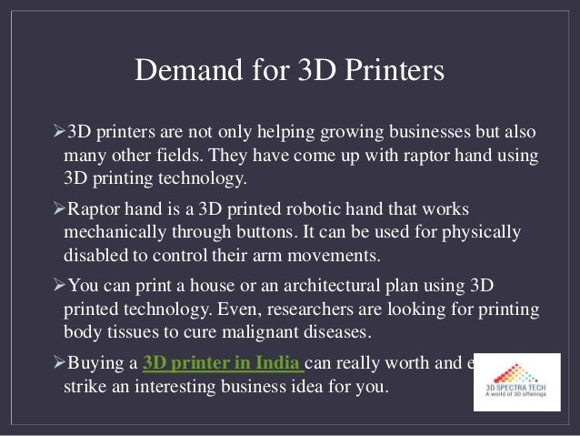 7 Crazy Trends In 3d Printing Industry